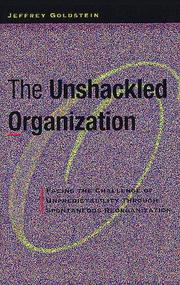 The unshackled organization