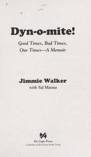 Cover of: Dyn-o-mite! | Jimmie Walker