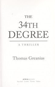 Cover of: The 34th degree