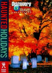 Cover of: Haunted holidays