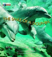 Cover of: The Smile of a Dolphin