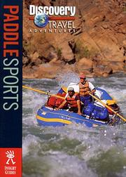 Cover of: Paddle sports |