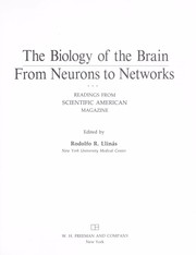 Cover of: The Biology of the brain : from neurons to networks : readings from Scientific American |