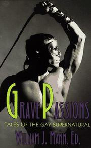 Cover of: Grave Passions