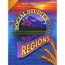 Social Studies Regions Gold Edition by