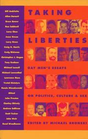 Cover of: Taking liberties |