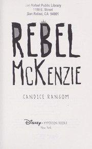 Cover of: Rebel McKenzie
