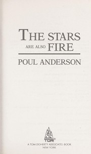 Cover of: The stars are also fire