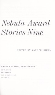 Cover of: Nebula Award Stories 9