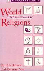 World religions by David A. Rausch