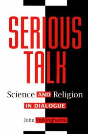 Cover of: Serious talk
