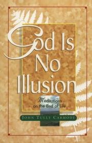 Cover of: God is no illusion