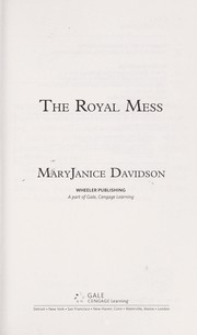 Cover of: The royal mess