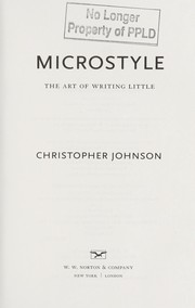 Microstyle