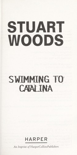 Swimming to Catalina by Stuart Woods