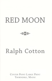 Cover of: Red Moon