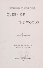 Cover of: Queen of the woods