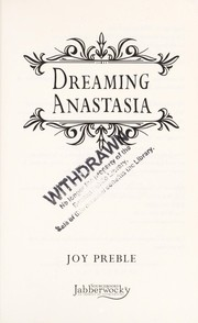 Cover of: Dreaming Anastasia