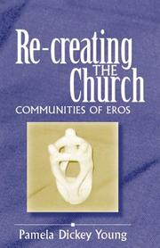 Cover of: Re-creating the Church