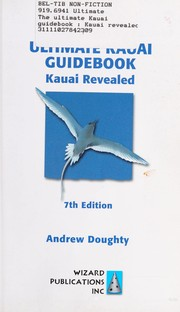 Cover of: The ultimate Kauai guidebook | Andrew Doughty