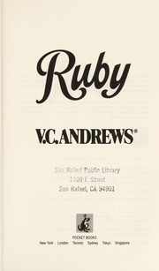 Cover of: Ruby (Landry)