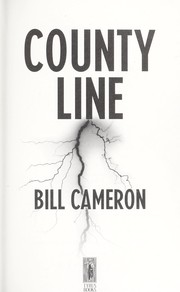 Cover of: County line | Bill Cameron