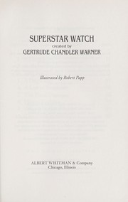 Cover of: Superstar Watch