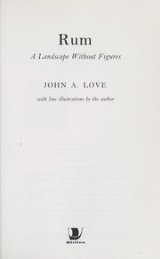 Cover of: Rum | John A. Love