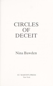 Cover of: Circles of deceit