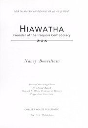 Cover of: Hiawatha