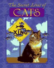 Cover of: The secret lives of cats