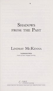 Cover of: Shadows from the past
