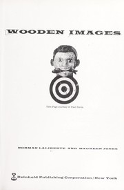 Cover of: Wooden images | Norman Laliberté