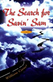 Cover of: The search for Savin' Sam