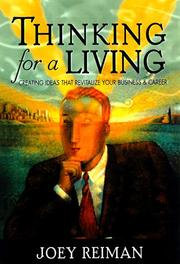 Cover of: Thinking for a living | Joey Reiman