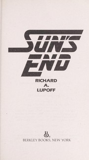 Cover of: Suns End