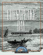 Cover of: Longstreet Highroad Guide to the Chesapeake Bay (Longstreet Highroad Coastal Series) | Deane Winegar