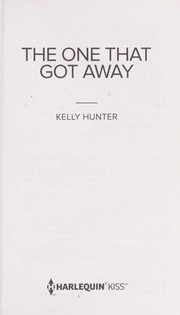 Cover of: The one that got away