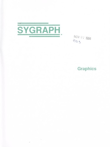 SYGRAPH : graphics by