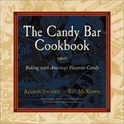 Cover of: The Candy Bar Cookbook