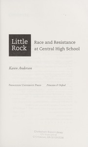 Cover of: Little Rock