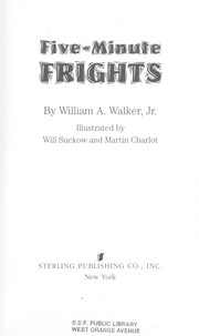 Cover of: Five-minute frights