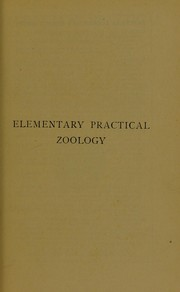 Cover of: Elementary zoology | Frank E. Beddard