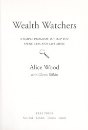 Cover of: Wealth watchers