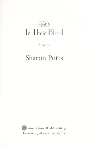 In their blood by Sharon Potts