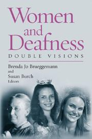 Cover of: Women and Deafness |