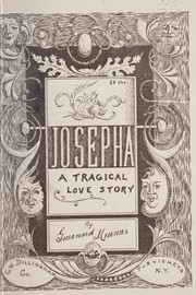 Cover of: Josépha