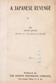Cover of: A Japanese revenge | Tracy, Louis