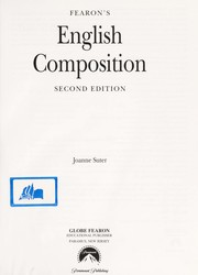 Cover of: Fearon's English Composition