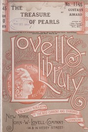 Cover of: The treasure of pearls